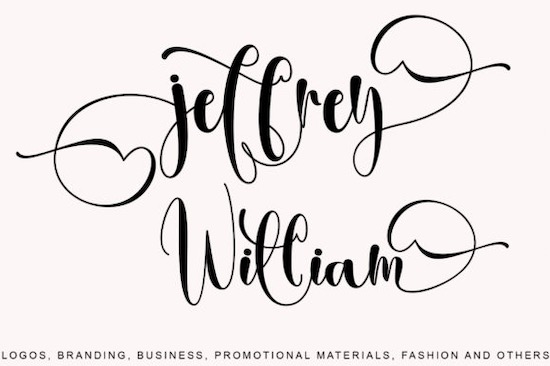 Brithany font download
