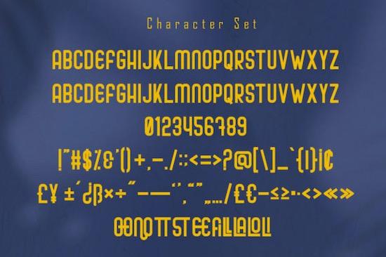 Cafiloser font free