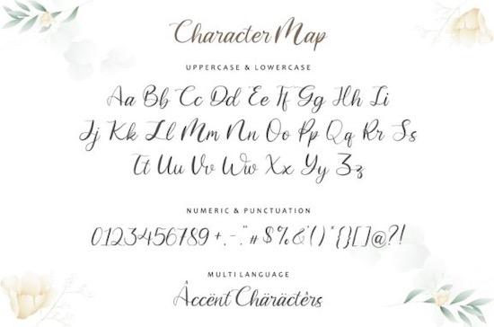 Cahjilla font download