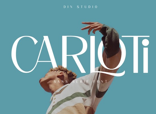 Carloti font free download