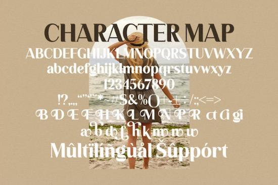 Dahlia Regictik font download