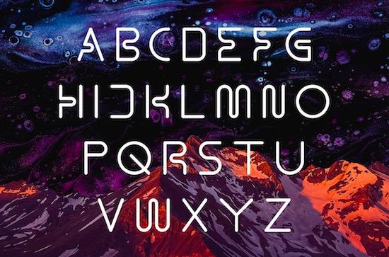 Gamero font free