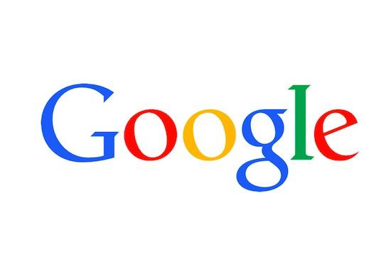 Google Logo font free