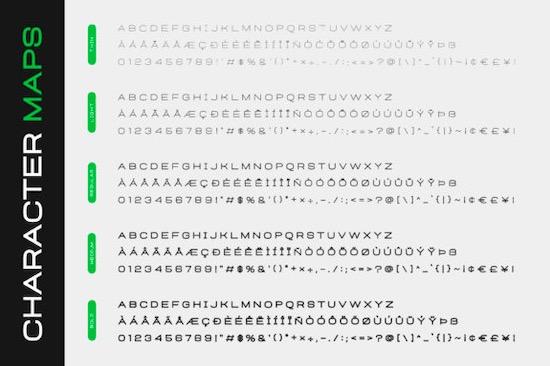 Heinch font free