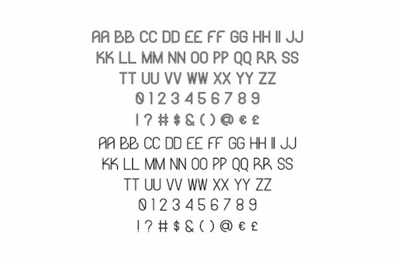 Likeguard font family download