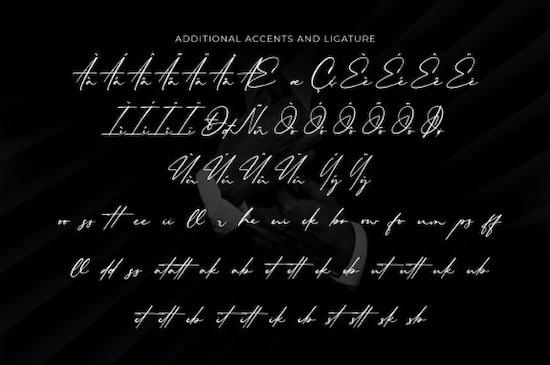 Philips Dutcher font