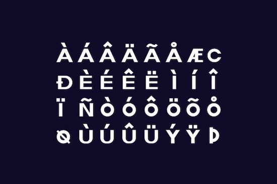Polaris font free