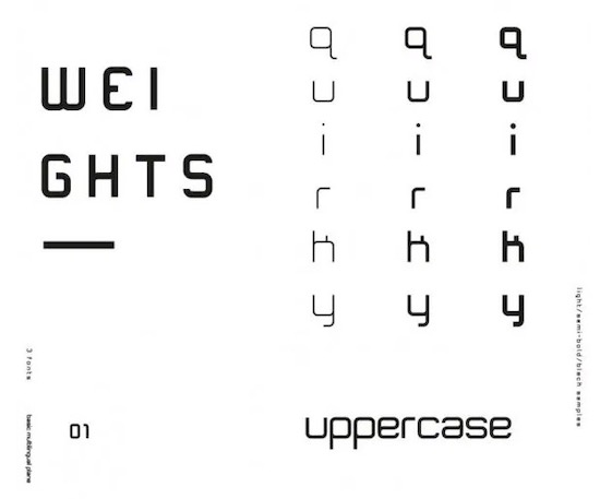 Quirky font free download