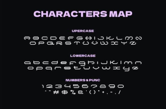 Racqo font download