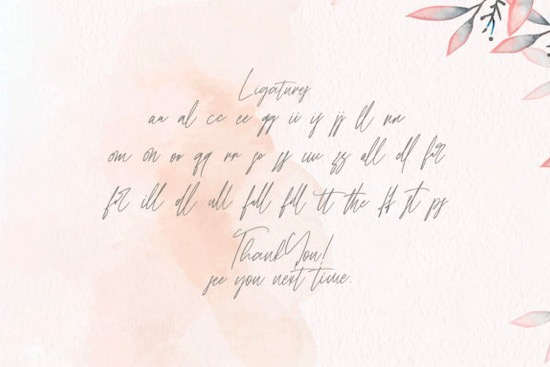 Rattih Putri font