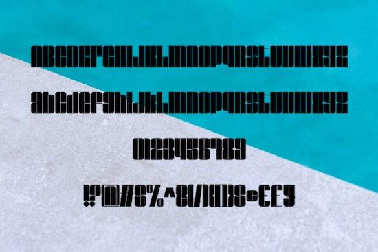 Ravenda font download