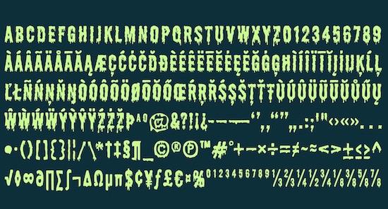 Shlop font download