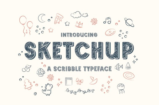 Sketchup font free download