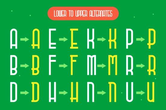 Stockard font download