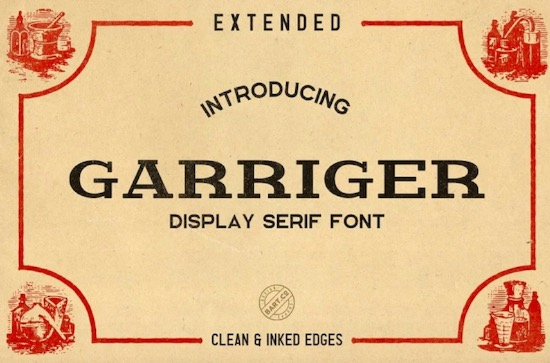 The Apothecary Collection font download