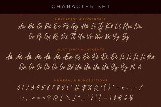 The Rolleta font free