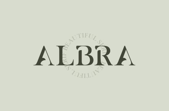 Albra font free download