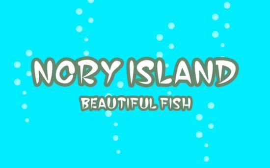 Baby Shark Display font