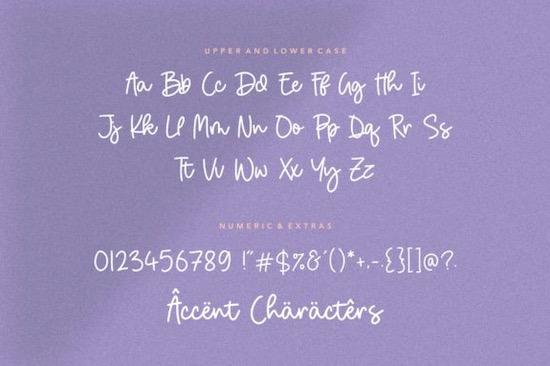 Birdhave font free