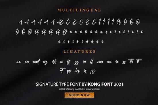 Black Gemstone font free download