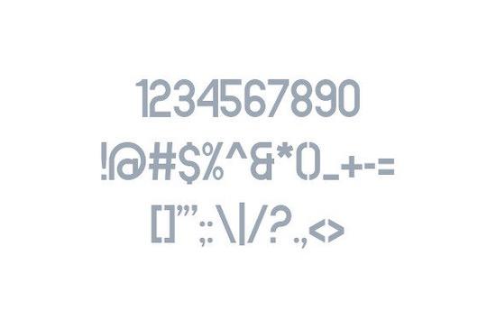 Bonza font download