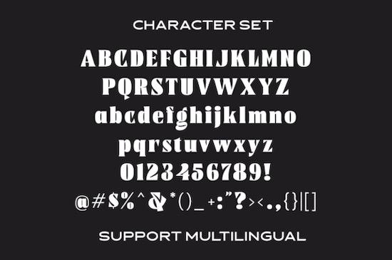 Calfine font download