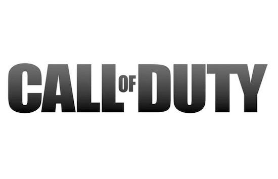 Call Of Duty font
