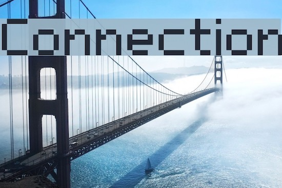 Connections font download