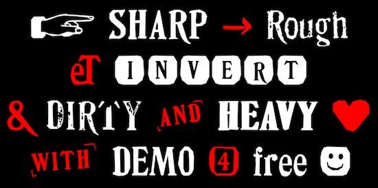 DIY Fantasy Stamp font free