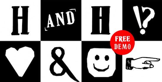 DIY Fantasy Stamp font