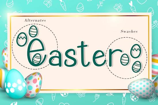 Easter Joy Font free
