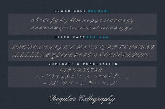 Empario Armani font download