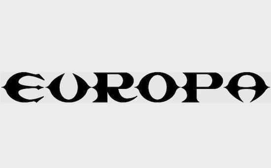 Europa font free