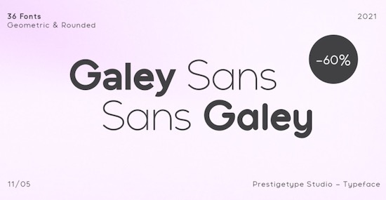 Galey font free download