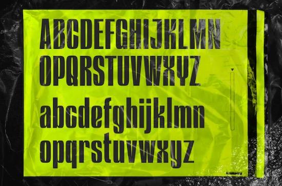 Geakosa font free