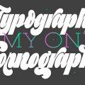 Hippie font