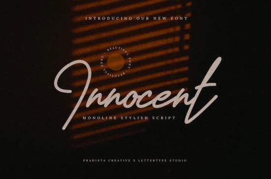 Innocent font free download
