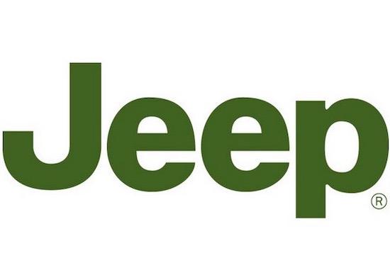Jeep font
