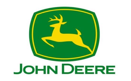 John Deere font download