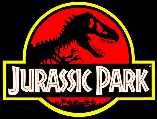 Jurassic Park font