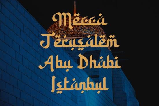 Kahlil font download