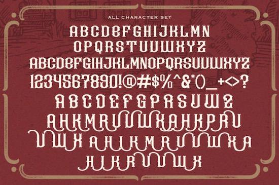 Kevin Ghal font download