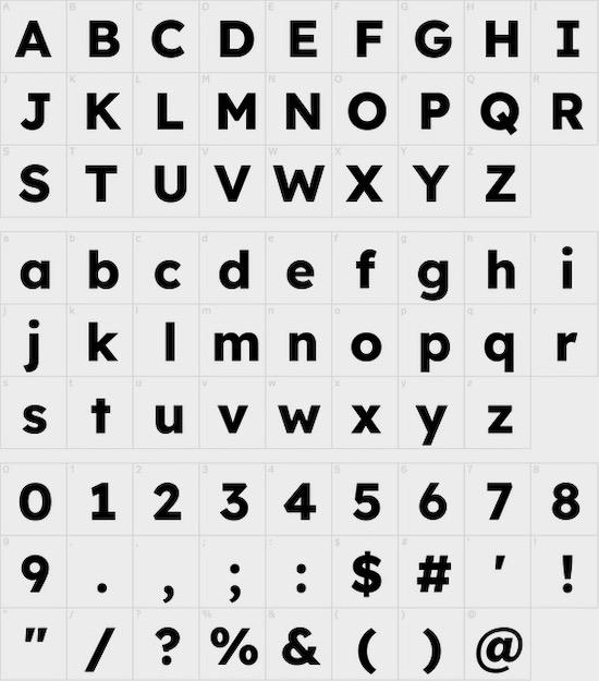 Lexend font free