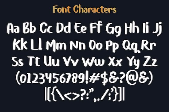 Limonea font free