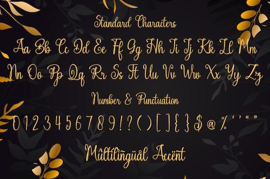 Little Donjuan font free