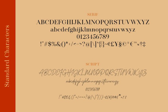 Luthon Southard font download