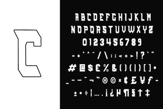 Mandala font download