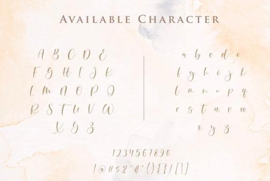 Mettalian font free