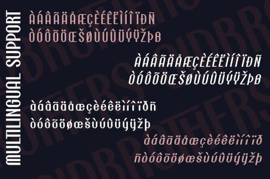 Oldbrothers font download