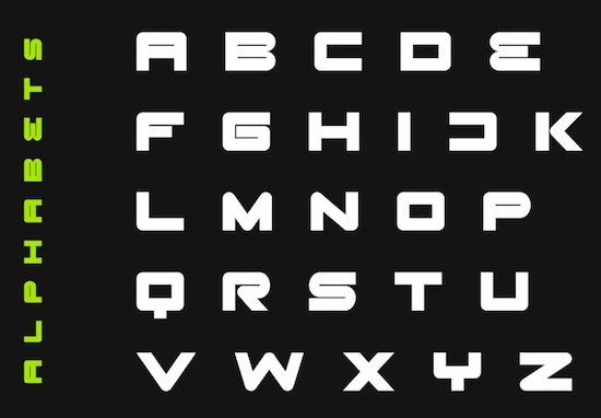 Reno font free